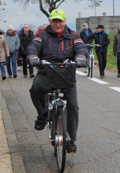 Vélo sans les roulettes